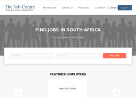 thejobcentre.co.za