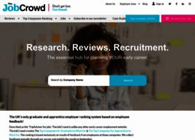 thejobcrowd.com