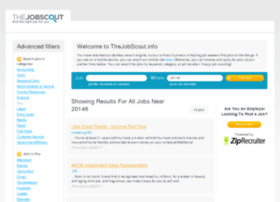 thejobscout.info