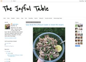 thejoyfultable.blogspot.com