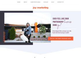 thejoyofmarketing.com