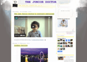 thejuniordoctor.blogspot.co.uk