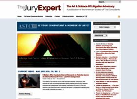 thejuryexpert.com