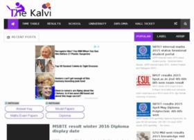 thekalvi.com