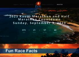thekauaimarathon.com
