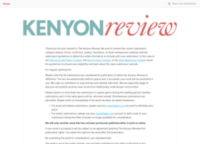 thekenyonreview.submittable.com