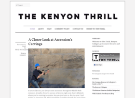 thekenyonthrill.com