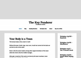 thekeyponderer.com