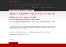 thekhalids.org