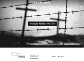 thekillersmusic.com