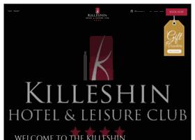 thekilleshin.com