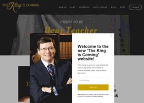 thekingiscoming.com