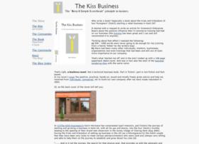 thekissbusiness.co.uk
