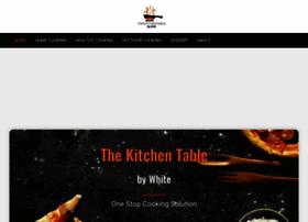 thekitchentablebywhite.com
