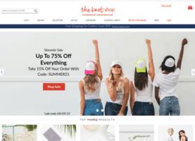 theknotweddingshop.com