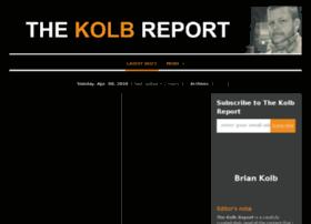 thekolbreport.com