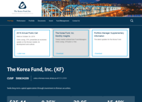 thekoreafund.com