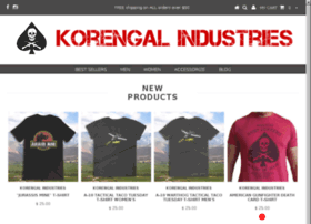 thekorengal.com