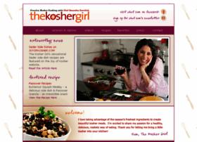 thekoshergirl.com