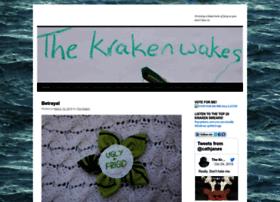 thekrakenwakes.org