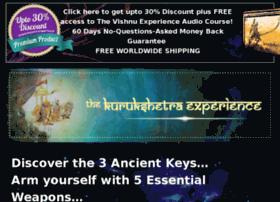 thekurukshetraexperience.com