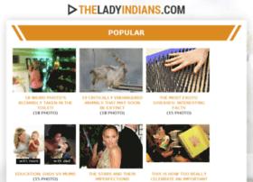 theladyindians.com