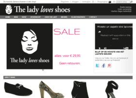 theladylovesshoes.nl