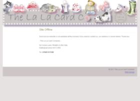 thelalacardcompany.co.uk