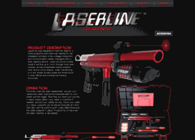 thelaserline.com