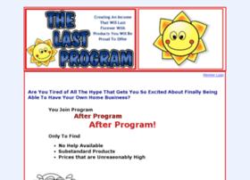 thelastprogram.com