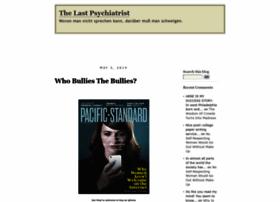 thelastpsychiatrist.com