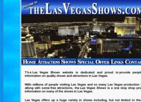 thelasvegasshows.com