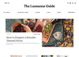 thelausanneguide.com