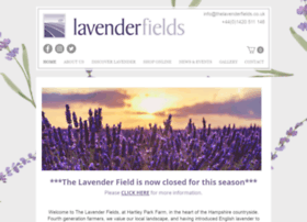thelavenderfields.co.uk