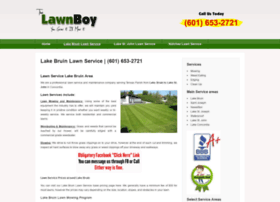 thelawnboy.net