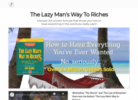 thelazymanswaytoriches.com