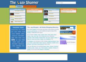 thelazyshopper.co.uk