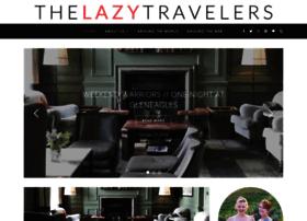 thelazytravelers.com