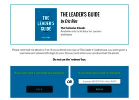 theleadersguide.poweredbyzola.com