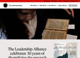 theleadershipalliance.org