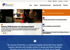 thelearningpartnership.ca