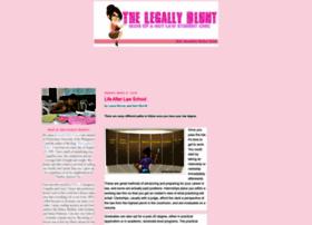 thelegallyblunt.blogspot.fr