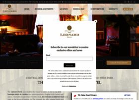 theleonard.com