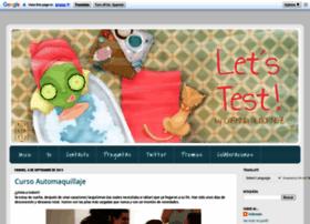 theletstestblog.blogspot.mx
