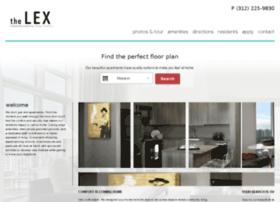 thelexapts.prospectportal.com