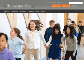 thelexingtonschool.org