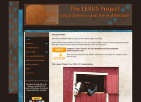 thelexusproject.org