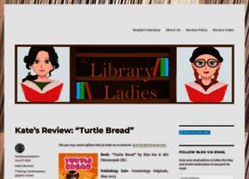 thelibraryladies.com