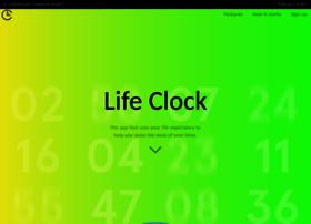thelifeclockapp.com