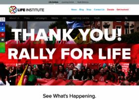 thelifeinstitute.net